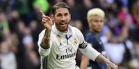 Real Madrid Menang, Ramos Malah Komentari Kekalahan Barcelona
