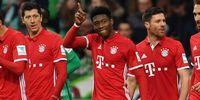 Hasil Bundesliga, Bayern Permalukan Bremen