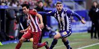 Hasil La Liga, Atletico Madrid Tertahan