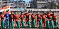 Kembali Berdenyutnya Sepak Bola di Aleppo