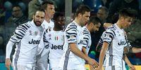 Hasil Serie A, Juventus Jauhi AS Roma