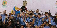 Uruguay U-20 Raih Gelar Ke-8, Brasil Gagal Lolos ke Piala Dunia