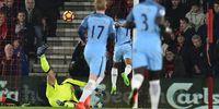 Kunci Tiga Poin di Bournemouth, Manchester City ke Peringkat Kedua