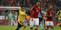 Arsenal Kalah Telak di Kandang Bayern Muenchen