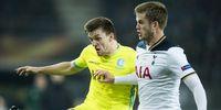 Penyebab Kekalahan Tottenham dari KAA Gent