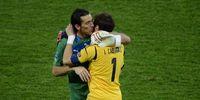 Buffon Lebih Sering Kalah Melawan Casillas