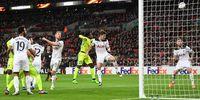 Tottenham Hotspur Tersingkir dari Liga Europa