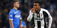 Juventus Perlebar Jarak dengan AS Roma