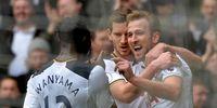 Berkat Trigol Kane, Tottenham Salip Man City