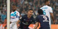 Hasil Ligue 1, PSG Menangi Laga Klasik Kontra Marseille