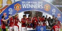 Kepala Ibrahimovic Hadirkan Gelar Piala Liga Inggris untuk Man United