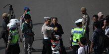 Kawasan Pembatasan Sepeda Motor di Jakarta Akan Diperluas