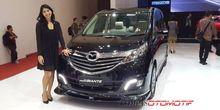 Mazda Pikir-Pikir Segarkan Biante
