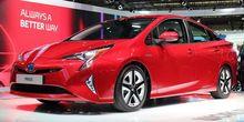 Toyota Siapkan Prius Terbaru buat Indonesia?