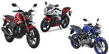Daftar Harga Motor Sport 150 cc September 2017