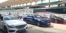 Jajal Varian Terbuas Mercedes-Benz di Sirkuit Sepang
