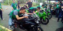 Beli Motor Kawasaki Sekalian Asuransi