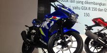 GSX-R Mewakili Motor Sport
