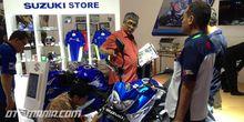Suzuki Motor Sudah Kehilangan Ratusan Gerai