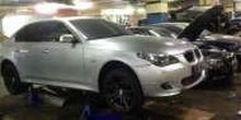 Biaya Perbaikan Mesin dan Transmisi BMW
