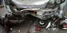 Motor Masih Penyumbang Angka Kecelakaan Terbanyak