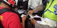 E-Tilang Jaring 50.000 Lebih Pelanggar Lalu Lintas