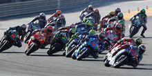 MotoGP Lombok Balapan di
