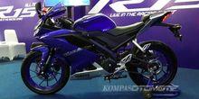 Yamaha Janji Harga R15 Terbaru Tidak Mahal