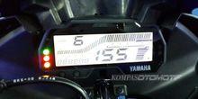 Fitur Lengkap Speedometer All New Yamaha R15