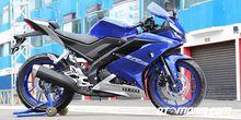 Yamaha Mulai Kirim R15 Terbaru ke Diler