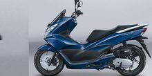 Warna Baru Honda PCX, Makin Elegan