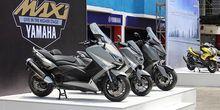 Alasan Yamaha Sediakan Skutik Premium