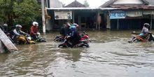 Skutik Habis Terabas Banjir, Lakukan Ini