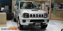 Suzuki Jimny Sudah