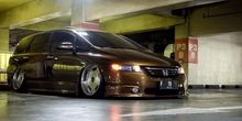 Gaya Keren VIP Elegan Honda Odyssey