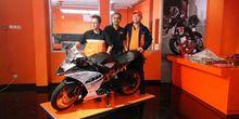 KTM Resmikan Diler Baru di Jakarta Barat