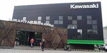 Komunitas Giring Konsumen ke Diler Kawasaki