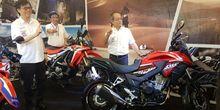 Honda Perkenalkan CB500X Terbaru