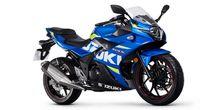 Suzuki Terus Persiapkan Motor 250 cc