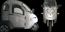 Intip Spesifikasi Motor Roda Tiga Listrik dari Surabaya