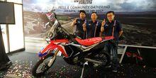 Wahana Honda Perkenalkan CRF250Rally