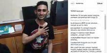 Pria yang Maki Polisi saat Ditilang, Ternyata