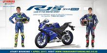 Yamaha R15 Ludes Hanya Dalam 20 Menit