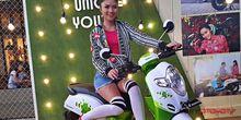 Pengembangan Scoopy Tetap di Thailand