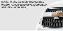 Chevrolet Spin Tidak Mungkin Balik ke Indonesia