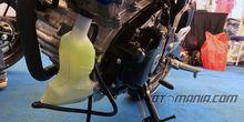 Alasan Tabung Radiator Suzuki GSX Ada di Bawah