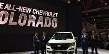 Wajah Tangguh Chevrolet Colorado Generasi Terbaru