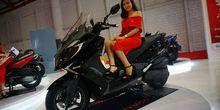 Kymco Punya Penantang Yamaha XMAX