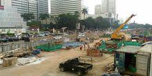 Ada Pembangunan MRT, Lalu Lintas di Jalan Thamrin Berubah