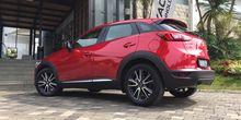 CX-3 Jadi Andalan Baru Mazda di Indonesia